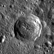 尼古拉耶夫陨石坑
