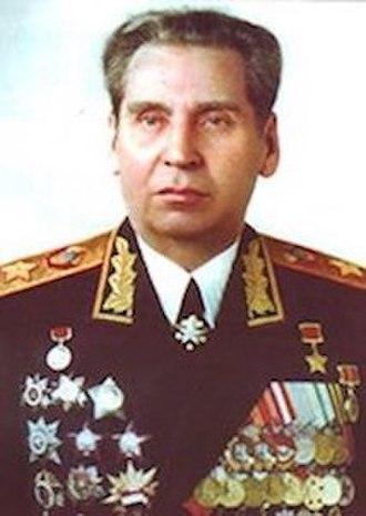 Nikolai Ogarkov - Image: Nikolai Ogarkov 1 (enlarged)