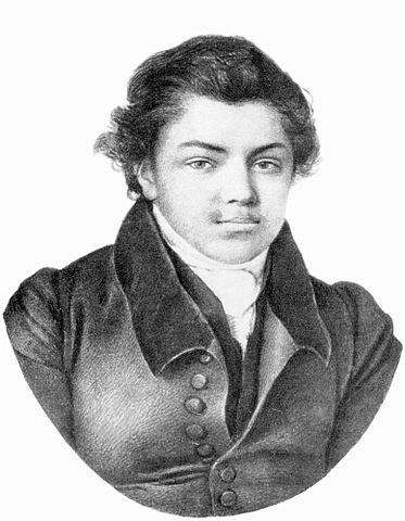 Николай Языков в Дерпте (1822)