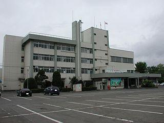 Ninohe, Iwate City in Tōhoku, Japan