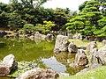 Ninomaru Garden, Nijo Castle, Kyoto, Japan.JPG