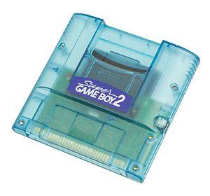 Super Game Boy - The Super Game Boy 2