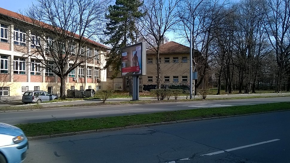 """Ninth Belgrade Gymnasium """"Mihailo Petrović-Alas"""" 2"""