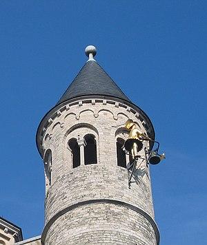 Nivelles - Jean de Nivelles