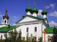 Nizhny Novgorod. Transfiguration Church in Pechory Suburb.jpg