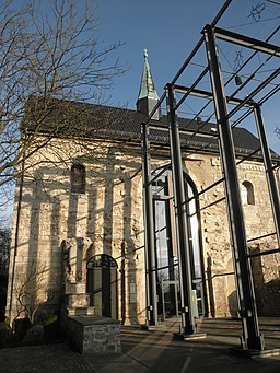 Nordhausen Frauenbergkirche 2015