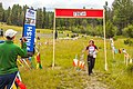 North American Orienteering Championships - Cranbrook-Kimberley - just another day in the forest for Pam (15589631743).jpg