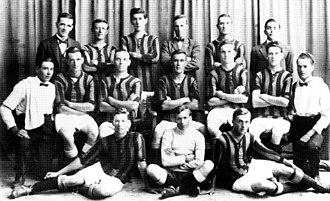 Sunshine Coast Football - Image: North Coast Representative side that played New Zealand in 1923