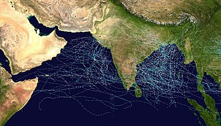 North Indian Ocean tropical cyclone
