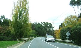 North east road, houghton, heading into city.jpg
