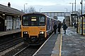 Northern Rail Class 150, 150111, St. Helens Junction railway station (geograph 3818847).jpg