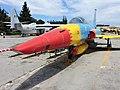 """Northrop RF-5A reconnaissance aircraft - Αεριωθούμενο αναγνωριστικό επετειακό της """"ΚΡΟΝΟΣ"""" (26999441456).jpg"""