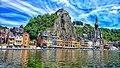 Notre Dame de Dinant and Citadel.jpg