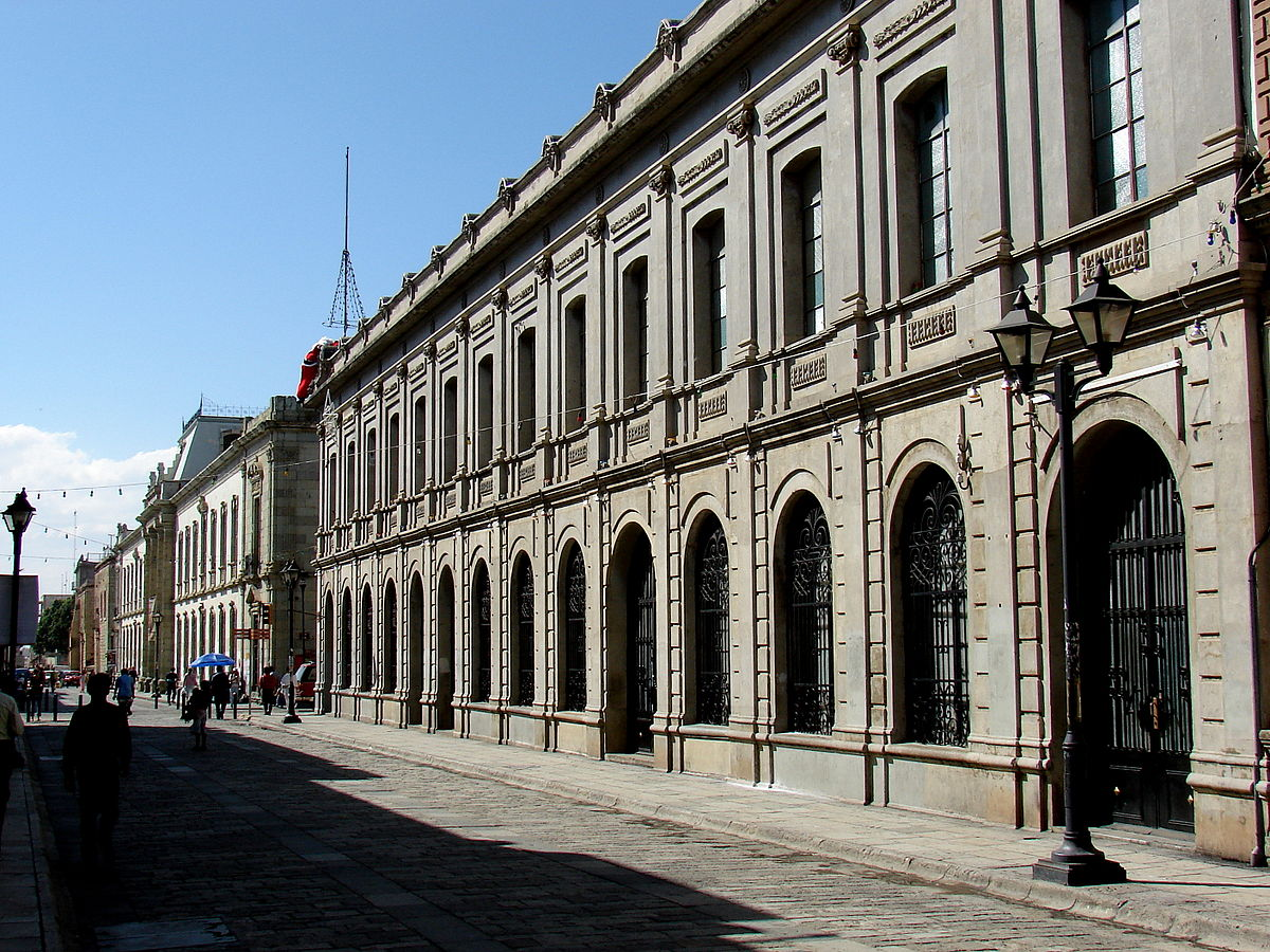 Municipio De Oaxaca De Juarez Wikipedia La Enciclopedia Libre