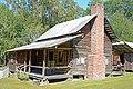 Obediah Barber Homestead, main house, Ware County, GA, US.jpg