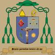 Obispo Gregorio Romero-Escudo heráldico.png