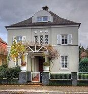 Offenbach Wohnhaus Blumenstrasse Dominikus Böhm 2009