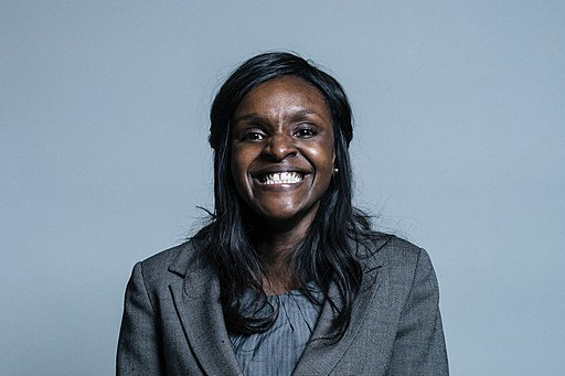 Official portrait of Fiona Onasanya crop 1