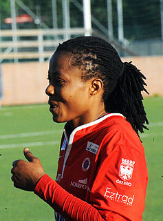 Ogonna Chukwudi Association footballer