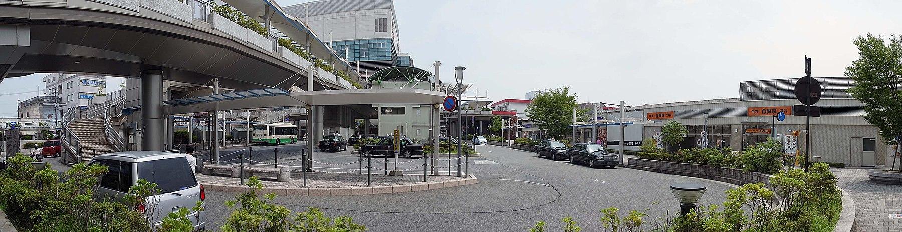 Oji station , 王寺駅 - panoramio.jpg