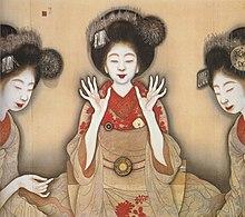 Japanischer Dreier