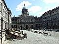 Old College Quad, University of Edinburgh. - geograph.org.uk - 682095.jpg