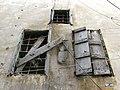 Old windows in the old city of Tripoli, Lebanon.jpg