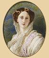 Olga of Württemberg by Anton Hahnisch after Winterhalter (1857).jpg