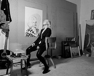 Laura Bruce American artist