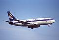Olympic Airways Boeing 737-200; SX-BCG@ZRH;08.02.1997 (6168889637).jpg