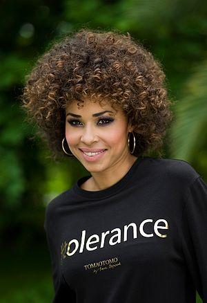 Omenaa Mensah - Image: Omenaa Mensah tolerance
