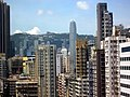 One view from hotel on Shanghai Rd in Kowloon - panoramio.jpg