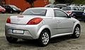 Opel Tigra TwinTop – Heckansicht (1), 14. August 2011, Heiligenhaus.jpg