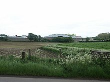 Open fields, closed prison - geograph.org.uk - 172397.jpg