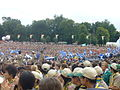 Opening ceremony of the 21st World Scout Jamboree at Hylands Park, Chelmsford, Essex - 20070728.jpg