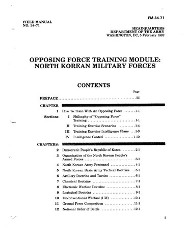 File:Opposing Force Training Module, North Korean Military