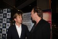 Oranges Sunshine Premiere Hugo Weaving David Weaving (5750756652).jpg