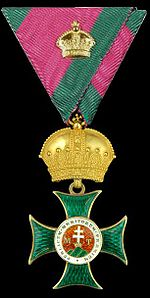 Ord of St Stephen Knight CDR kleine decoration.JPG