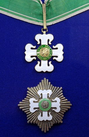 Order of Military Merit (Brazil) - Grand officer insignia