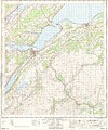 Ordnance Survey One-Inch Sheet 28 Inverness, Published 1958.jpg