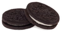 Oreo biscuits (transparent background).png