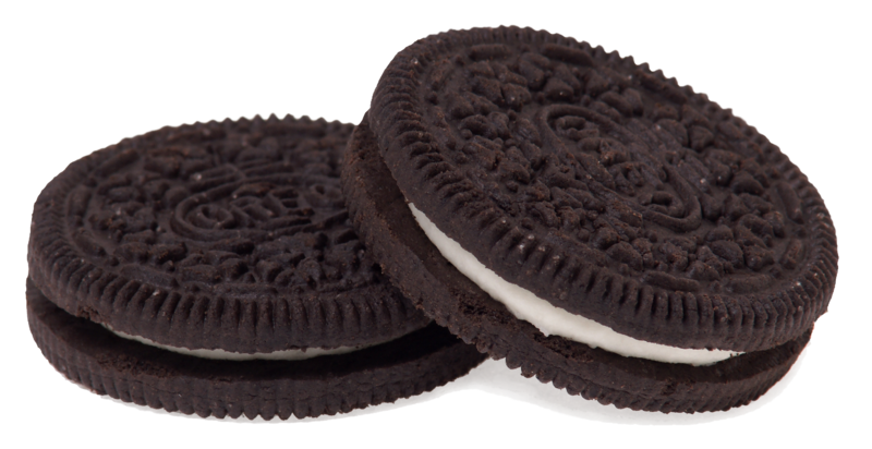 File:Oreo biscuits (transparent background).png