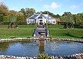 Ornamental Pond, Arlington Court - geograph.org.uk - 2109866.jpg