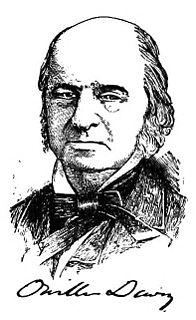 Orville Dewey American priest