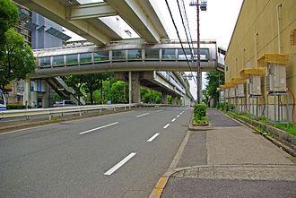 Nankōguchi Station - Nankōguchi Station exterior