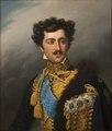 Oskar I, 1799-1859, kung av Sverige - Nationalmuseum - 39483.tif