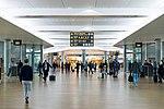 Oslo airport departure gates.jpg