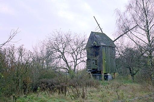 Osterweddingen Bockwindmuehle