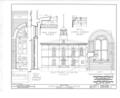 Otoe County Courthouse, Tenth Street and Central Avenue, Nebraska City, Otoe County, NE HABS NEB,66-NEBCI,1- (sheet 5 of 9).png