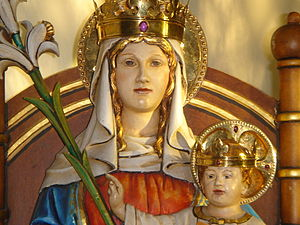 Religion in England - Our Lady of Walsingham